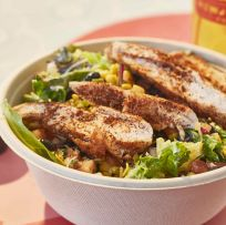 Grilled Southwest Chicken Salad